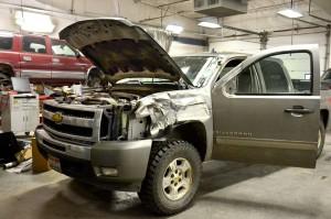 Collision Repair Body Shop